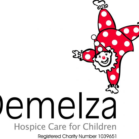 demelza logo with charity number (2)