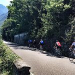 italian lakes june riders climb picturesque